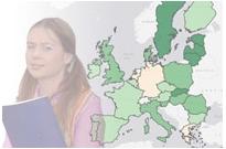 mujer y mapas Mapas do Dia Internacional da Mulher