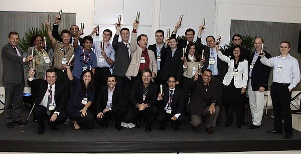 ganhadores Connect 2012: Bastidores