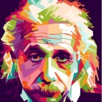einstein 150x150 Infográfico: A Teoria da Relatividade de Einstein e suas implicações nas Geotecnologias