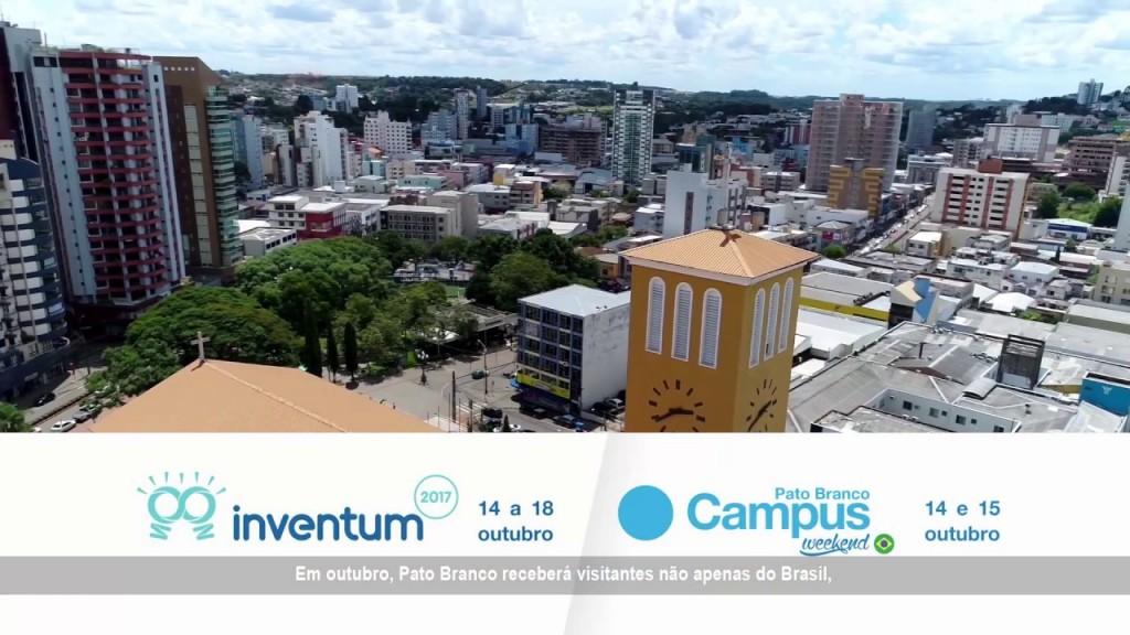 pato branco capital da tecnologia 1024x576 Campus Weekend e Inventum Pato Branco: volta às origens...