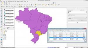 MapaBrasil 300x162 Demografia Populacional Brasileira de 1872 a 2010 em Google Earth