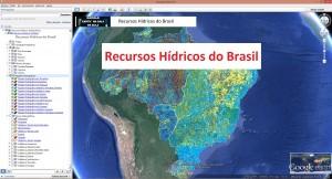 RecursosHidricosBrasil 300x162 Novo mapa digital com os recursos hídricos do Brasil