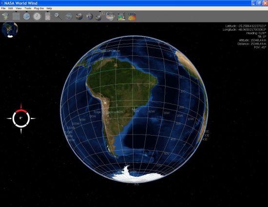 EUA e Brasil planejam satélite conjunto para observar ecossistemas do planeta