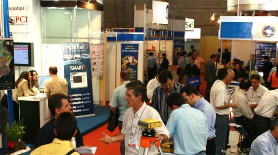 pag10 1 GEOBrasil Summit 2007 já tem data definida e 30% da feira vendida
