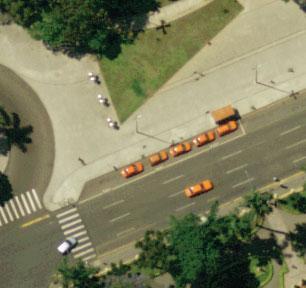 Imagem aérea digital