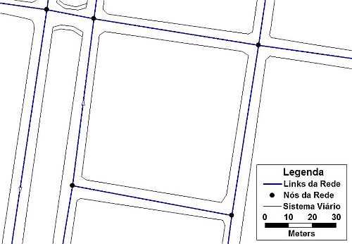 Artigo Google Earth Figura1 Utilização do Google Earth para obtenção de mapas viários urbanos para SIG