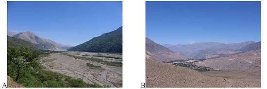 Aster Foto1 Uso de Dados Aster para a Identificação da Vegetação e de Óxido de Ferro