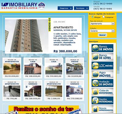 Imobiliaria Fig1 Mapa interativo on line para imóveis