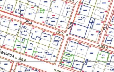 pag40baixo Ortofoto: a imagem que é um mapa