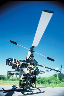 pag14 Aeromodelo da Embrapa faz monitoramento agrícola georreferenciado