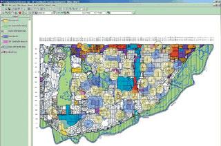pag17 1 Edinfor desenvolve GIS para Sabesp