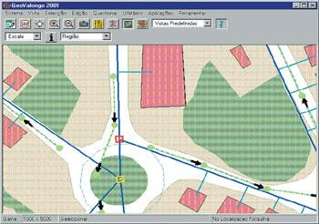 pag17 2 Edinfor desenvolve GIS para Sabesp