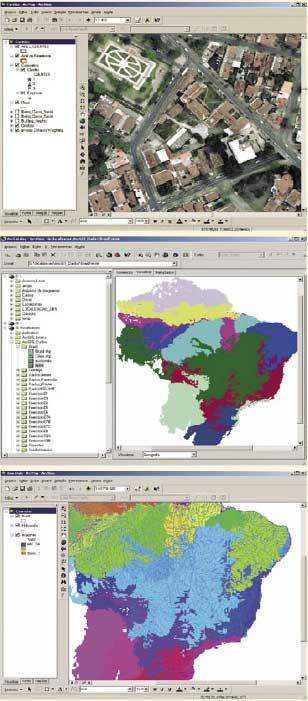 pag46 1 Imagem lança versão em português do ArcGIS 8.3