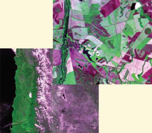 pag54 2 Catálogo de imagens do CBERS 2 bate recorde de visitação