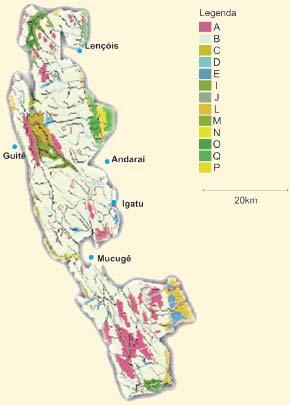 pag25 1 Geoprocessamento na mineração brasileira