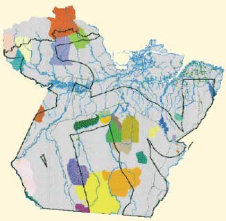 pag25 2 Geoprocessamento na mineração brasileira