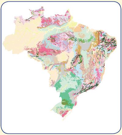 pag27 2 Geoprocessamento na mineração brasileira