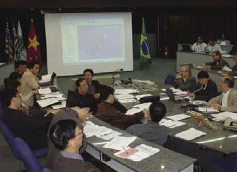 pag34 1 Brasil e China revisam sistemas do CBERS 2B