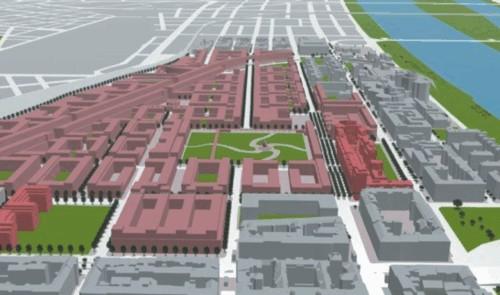Mapeamento Urbano Tridimensional