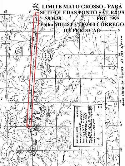 MatoPara4a Limites Mato Grosso – Pará