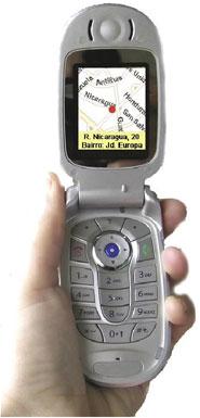 Siga aquele celular