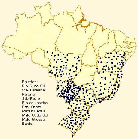 pag26 2 Infra estrutura geoespacial brasileira moderniza se