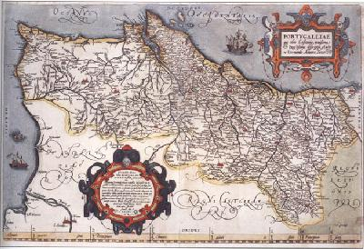 mapa cartográfico de portugal Primeiro mapa de Portugal permanece um enigma | MundoGEO mapa cartográfico de portugal