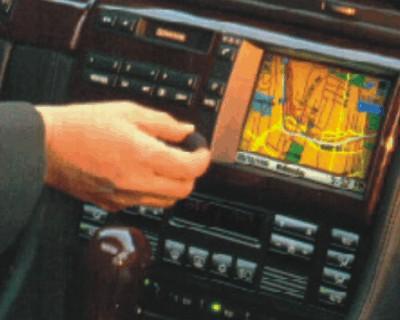 pag24 GPS na Estrada