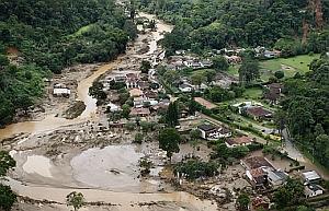 previsao de enchente