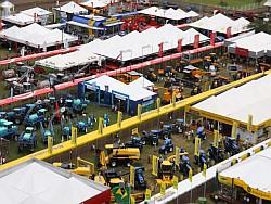 Show Rural Coopavel 2010 (Imagem: Divulgação)
