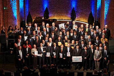 ESNC20101 Agência Espacial Europeia premia melhores soluções de navegação