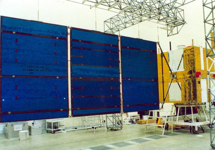 cbers1 foto7 high Exclusivo: especialistas falam sobre programa espacial brasileiro