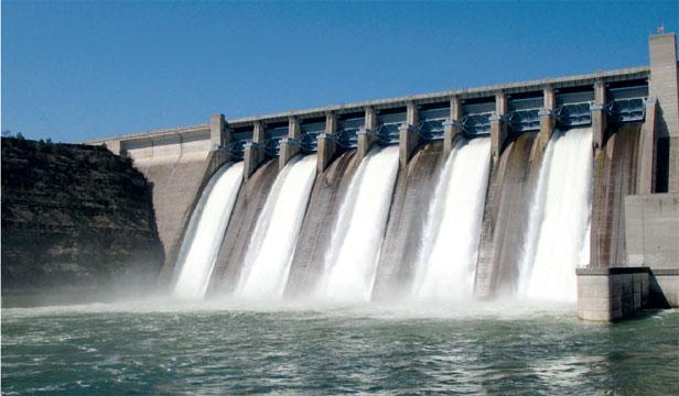 pag44 barragem Monitoramento de estruturas