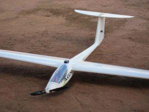 Vant Tiriba AGX aposta em veículo não tripulado de longo alcance para 2012