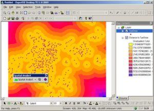 SuperGIS Spatial Analyst Nova ferramenta promete melhorar análise e modelagem espacial