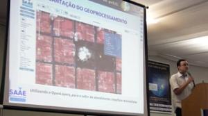 SAAE gvSIG Sistema GIS de cidade paulista foi destaque em simpósio internacional