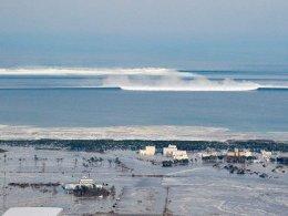 Tsunami GPS Datos de GPS podría acelerar las alertas de tsunami