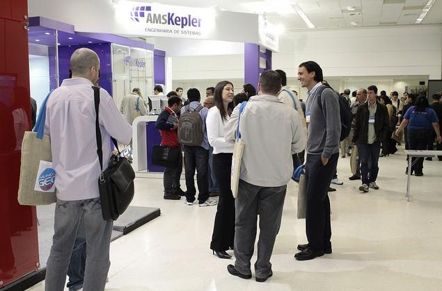 AMS Kepler1 AMS Kepler marca presença no MundoGEO#Connect LatinAmerica 2012