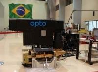 Camera Opto_satélite Cbers