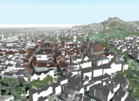 Modelagem 3D CityGML OGC aprova padrão para modelagem 3D de cidades