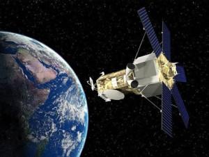 GeoEye-2 satélite