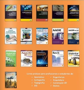 Livros em Promoção_MundoGEO_Lidel_Oficina de Textos