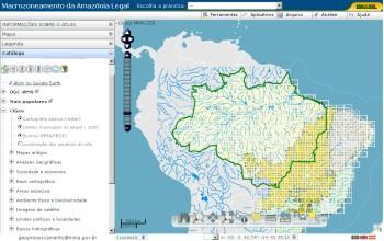 Atlas Interativo Amazônia_i3Geo