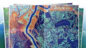 Imageamento Landsat ArcGIS 10.1 Esri adiciona novas opções de imageamento por satélite ao ArcGIS