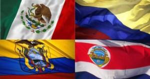 mexico ecuador costa rica and colombia sign an e science