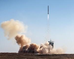 China lança satélite de sensoriamento remoto