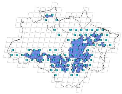 Sistema Prodes_desmatamento Amazônia