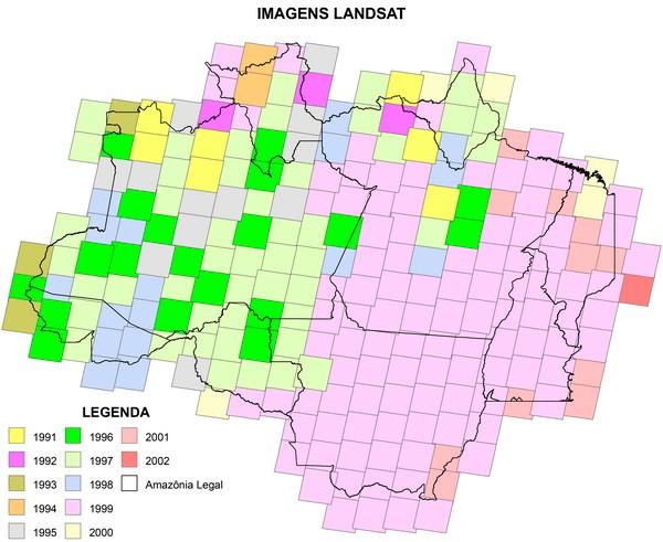IBGE traz informações do solo e dos recursos minerais a Banco de Dados da Amazônia Legal