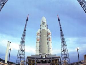 Astrium ganha contrato da ESA para desenvolver novos foguetes