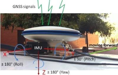 Equipamento melhora precisão do GPS nas cidades